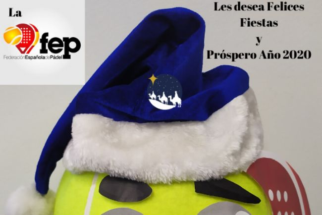 Felices Fiestas a todos/as